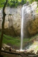 Водопад Капустинский балка Капустина, водопад на балке Капустинской