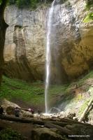 Капустинский водопад балка Капустинская