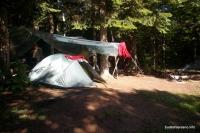 Стоянка у пещеры Южный Слон лагерь дорбункол дорбун-кол