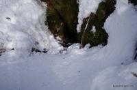 Вход в пещеру ПКБ Новая Пещера Новая Пещера ПКБ
