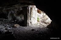 Пещера Озёрная Выход из пещеры Хребет Азиш-Тау