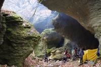 Ущелье в Баракаевской Каньон