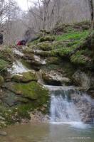 Водопад на Кизинке Водопад на реке Кизинка