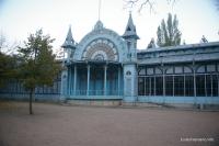 Лермонтовская галерея Парк Цветник