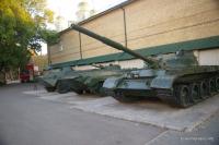 Бронетехника в Кисловодском музее Музей Кисловодска