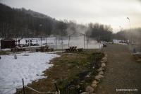 Термальные источники у Гуамки Гуамка источники Термальная минеральная вода Нижегородская открытый бассейн
