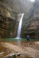 Водопад Шнурок Бачурина водопады Руфабго