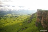 Скалистый хребет Скалистый хребет в районе горы Больше