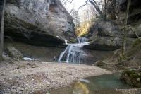 Водопады Руфабго Один из водопадов Руфабго