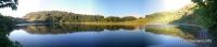 Панорама озера Хуко озеро Хуко КГПБЗ заповедник
