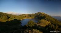 Панорама озера Хуко озеро Хуко КГПБЗ Кавказский заповедник