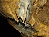 Будкова пещера Натечности Будкова