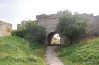 Восточные ворота крепости Крепость Еникале