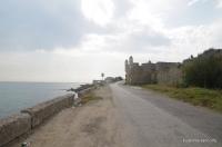 Вид с берега Крепость Еникале