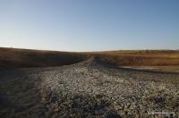 Одна из сопок Булганского поля Тарханы