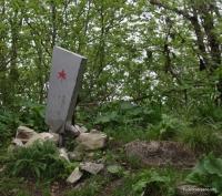 Памятник на горе Тхаб гора Тхаб