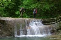 Широкопшадские водопады Водопады Коаго