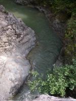 Гришкина Яма Река Бугунжа в районе Гришкиной ямы