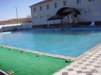 Новый бассейн Новая база с термальной водой на север от Казьминского