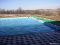 Новый бассейн База с термальными бассейнами севернее Казьминского