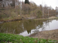Ведьмино озеро озеро Ведьмино
