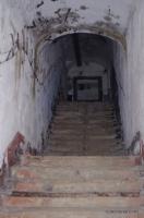 Лестница в батарее Драпушко Мытылино, батарея 19