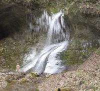 Сладкая речка, водопад Сладкая речка