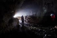 Морозный день в пещере Аэлита Температурная инверсия в пещере Аэлита, Гамовская балка