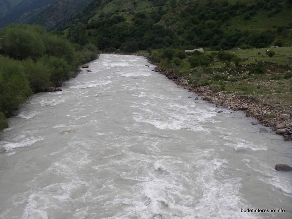 Река Кубань в верховьях Кубань река.
