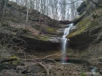 Большой водопад  Водопады на притоке Бескеса