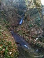 Водопады Воровской балки Воровская балка
