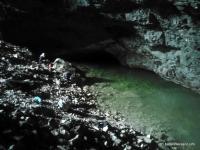 Грот Изумрудный вода в Изумрудном гроте