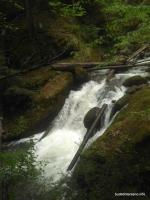Водопад на Шантацаре Шантацара