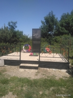 Памятник на горе Собер Собер-Баш, вершина