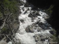 Урочище Чёртова Мельница на Марухе водопад Чёртова Мельница, река Маруха