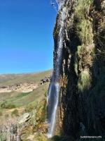 Водопад в Гришкиной балке водопады и пещеры Гришкиной балки, Учкекен