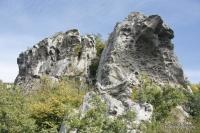 Козьи скалы на Бештау скальник на Бештау