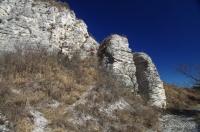 Ориентир на Монахову пещеру Монахова пещера (Кисловодск) пещера в Боргустанском хребте