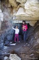 У входа в Монахову пещеру Монахова пещера (Кисловодск) пещера в Боргустанском хребте