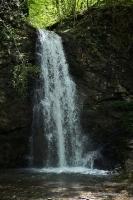 Водопад в долине Кубы Водопады р.Куба