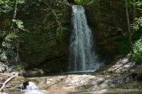 Нижний водопад Водопады р.Куба
