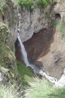 Водопад Кызыл-Су Средний водопад в урочище Джилысу