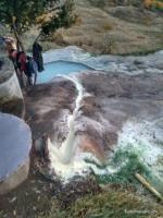 На Бесстыжих ваннах Бесстыжие ванны бесплатные термальные источники на Кавказе
