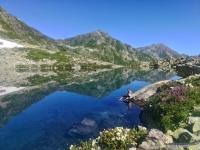 Семицветное озеро Озёра Дукки Дуккинские озёра