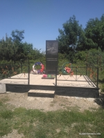 Памятник на горе Собер-Баш вершина горы Собер
