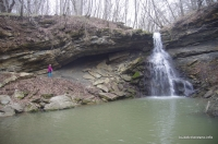 Хаджохский водопад Водопад на реке Хаджох
