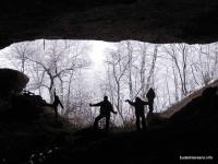 Пещера Джантемирова хутор Ильич Джантамирова грот
