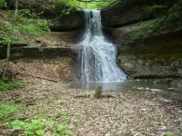 Водопад на Бодрячке (приток Кувы) водопад