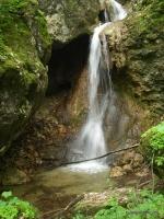 Водопад Самопех Самопех водопад
