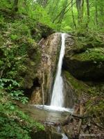 Водопады на реке Самопех ручей Самопех водопад